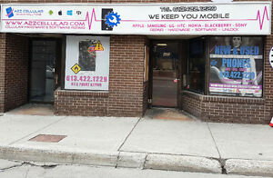 CELL PHONE REPAIR★ONE-STOP-SHOP WITH ON-SITE REPAIRS★613.4221229