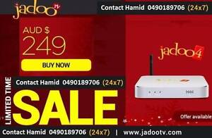 JADOO 4 BEST IPTV SALE(Upgrade 3 to 4 is $210New box $249) Mirrabooka Stirling Area Preview