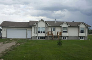 Reduced!!  Acreage in Stirling - Horse lovers paradise!