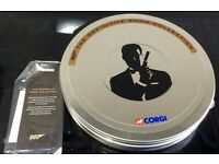 James Bond definitive car collection new