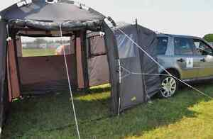 Landrover day tent