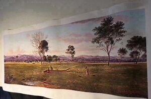 RRP$50 canvas print  Good quality print.  Dimensions: 30cm x 81cm Mornington Clarence Area Preview
