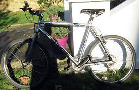 Claud Butler Pine Lake 21 Speed Adult Mountain Bike, Bicycle