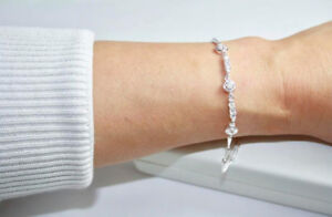 An Excellent gift for Mother's Day 2018 ( Diamond Bracelet)