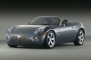 PONTIAC SOLSTICE 2007 - Fully CERTIFIED