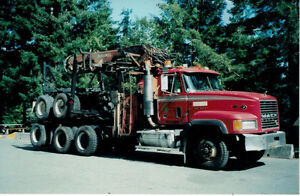 1993 500 HP Mack Elite self loader