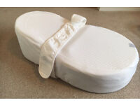 Cocoonababy nest and fitted sheet - colic related