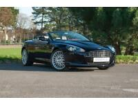 2009 ASTON MARTIN DB9 5.9 V12 VOLANTE AUTO FACELIFT VERSION WITH 470 BHP (SWAP?)