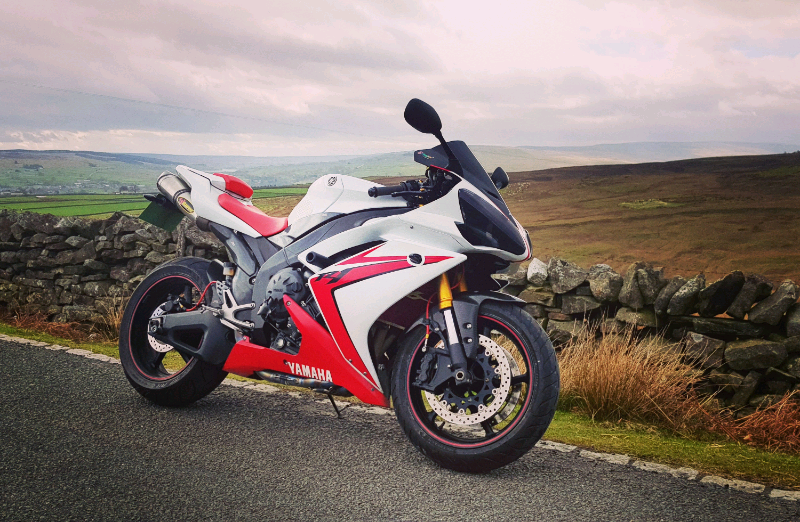 Yamaha r1 4c8 2007 low miles *****great spec**** | in Durham, County Durham  | Gumtree