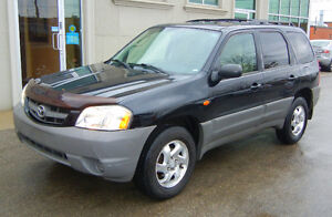 2003 Mazda Tribute DX WINTER WARRANTY SPECIAL