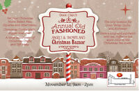 Vendors wanted - Doon Christmas Bazaar and Craft Sale