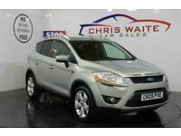 2009 Ford Kuga ZETEC TDCI 2WD Estate Diesel Manual