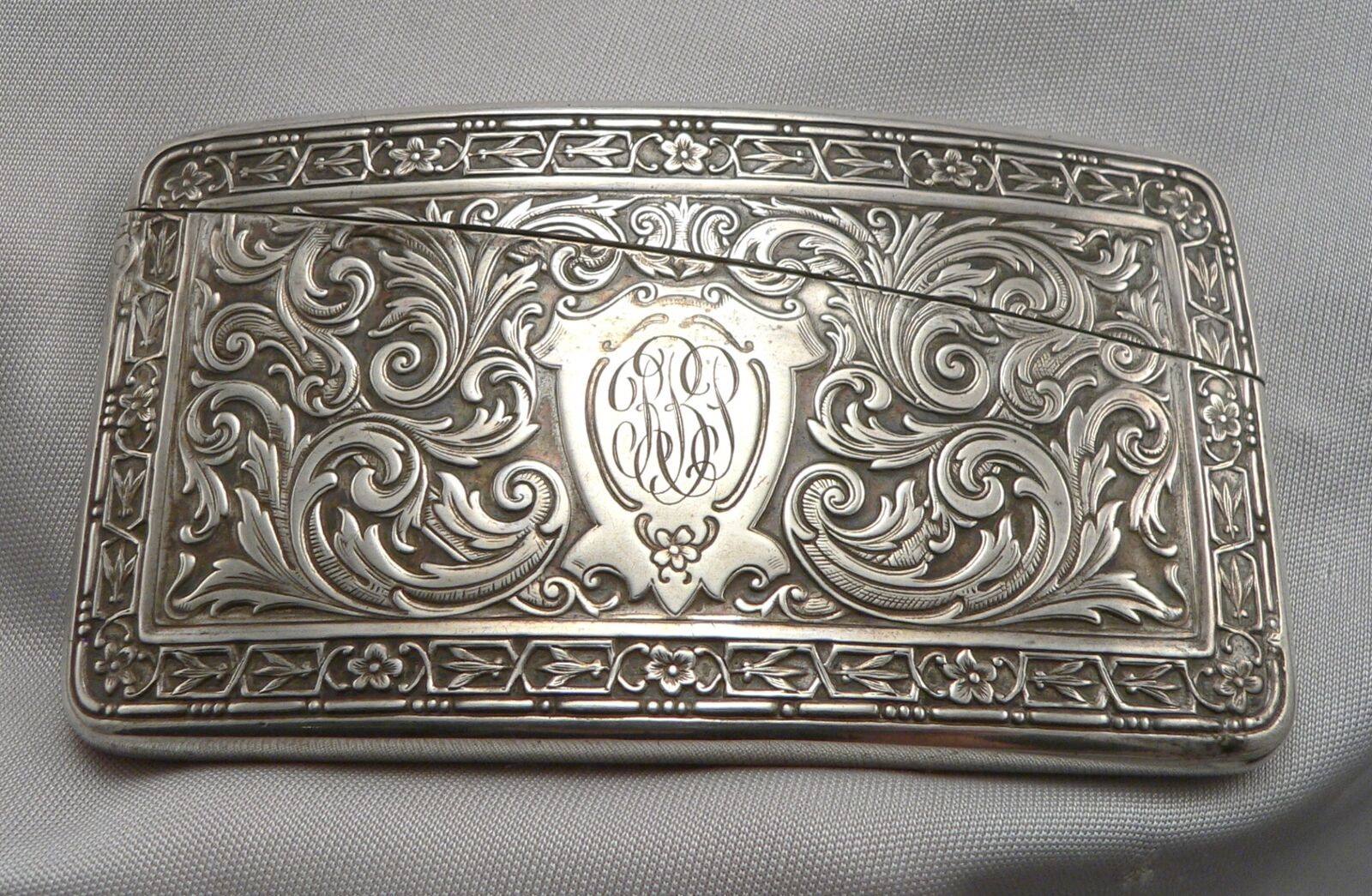 Solid Silver , Silver , Antiques