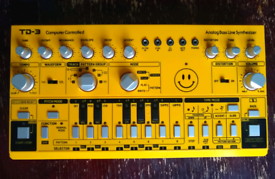Behringer TD-3 Yellow