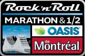 Montreal Marathon rock & roll 42k - $80 negotiable