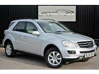 Mercedes ML 320 3.0 V6 CDI SE Diesel *Full Heated Leather + COMAND etc*