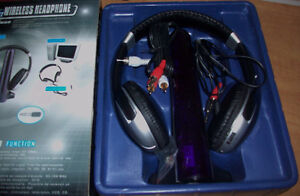 4-in-1 Super Boss Wireless Headphone Cambridge Kitchener Area image 5
