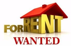 2-4 bed house wanted to rent long term from May/June '18