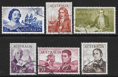 Australia 1963-65 Navigators Set (Fine Used)