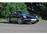 2005 05 PORSCHE 911 3.8 997 CARRERA S (ONE OWNER GENUINE LOW MILES)