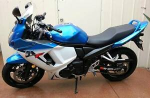 Suzuki GSX 650F Motorbike - Near New condition  2,918k's (LAMBS) Ningi Caboolture Area Preview