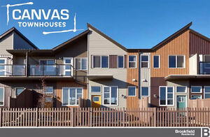 Gorgeous 3 Bedroom Townhome in Paisley Canvas (QUICK POSSESSION)