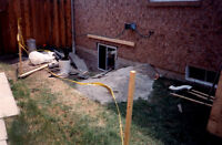 BASEMENT APARTMENT FINISH TO BUILDING CODE AND PERMIT