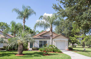 Florida Villa in Secure Community (Golf Course)