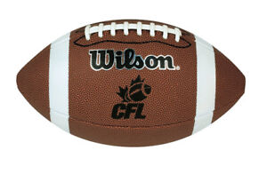 Excellent condition Wilson CFL Football