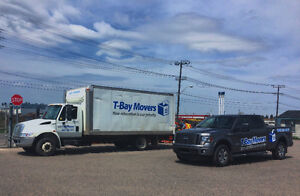 T-BAY MOVERS - MOVING AND STORAGE