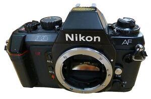 N2020 Nikon Body Film Camera