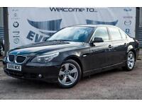 2006 BMW 5 SERIES 520D SE 4 DOOR SALOON SERVICE HISTORY SALOON DIESEL