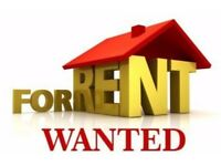 WANTED! Two three bedroom house wanted for rent 2-3 bed. Private landlords only please.