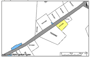 Building Lot For Sale in North Brookfield Queen County
