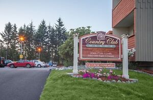 Spacious 2 bedroom apartment in North-Central Nanaimo