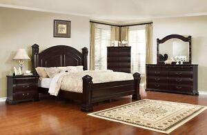 8PCS QUEEN SIZE BEDROOM SET ONLY $2099 LOWEST PRICE