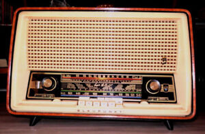 radio antique Blaupunkt