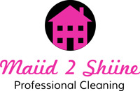 Professional Cleaner - Residential and Commercial