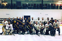 Recherche équipe pour ligue de hockey amicale