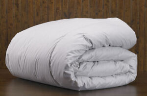 *NEW* GOOSE FEATHER DUVET for your home, cottage or trailer