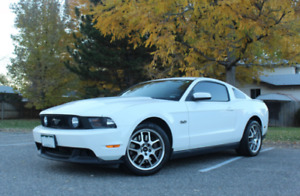 Wanted 2011 or newer Ford Mustang gt