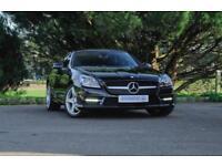 2013 MERCEDES-BENZ SLK 250 CDI BLUEEFFICIENCY AMG SPORT AUTO