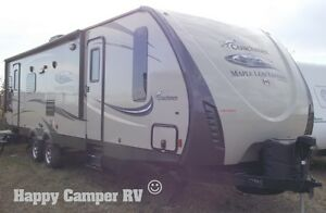 Prestigious 30' Travel Trailer with 2 Slide-Outs