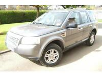 Land Rover Freelander 2 2.2 TD4 S Full Leather AUTO 2008 57 reg with 159k miles
