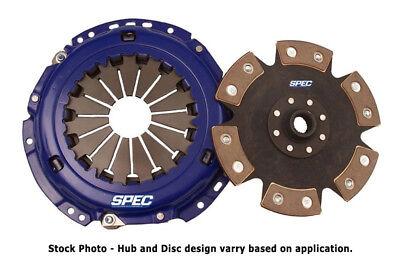 SPEC Stage 4 Single Disc Clutch Kit for 92-97 Geo Metro 1.3L SZ144