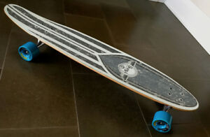 Dregs Longboard 'Teardrop' BRAND NEW