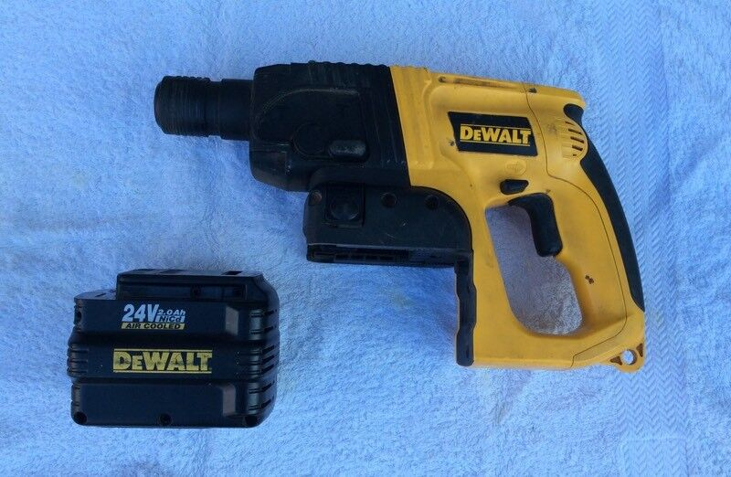 Dewalt 24v Cordless Drill