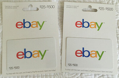 How To Buy and Use eBay Gift Cards | eBay