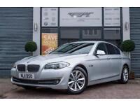 2011 BMW 5 SERIES 2.0 520D SE 4DR SALOON DIESEL