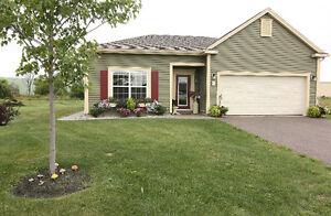 1 level living in a great garden home, Sussex, NB: MLS®SJ164388